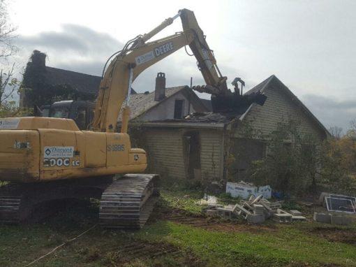 Commercial Demolition in Dayton Cincinnati Columbus Ohio Kentucky Indiana