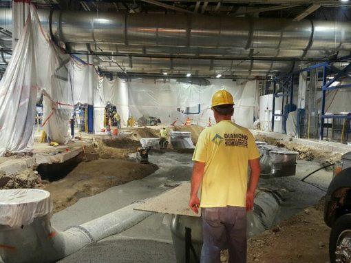 Commercial Concrete in Dayton Cincinnati Columbus Ohio Kentucky Indiana