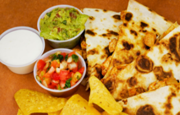 quesadillas-gameday-grille-patio-waynesville