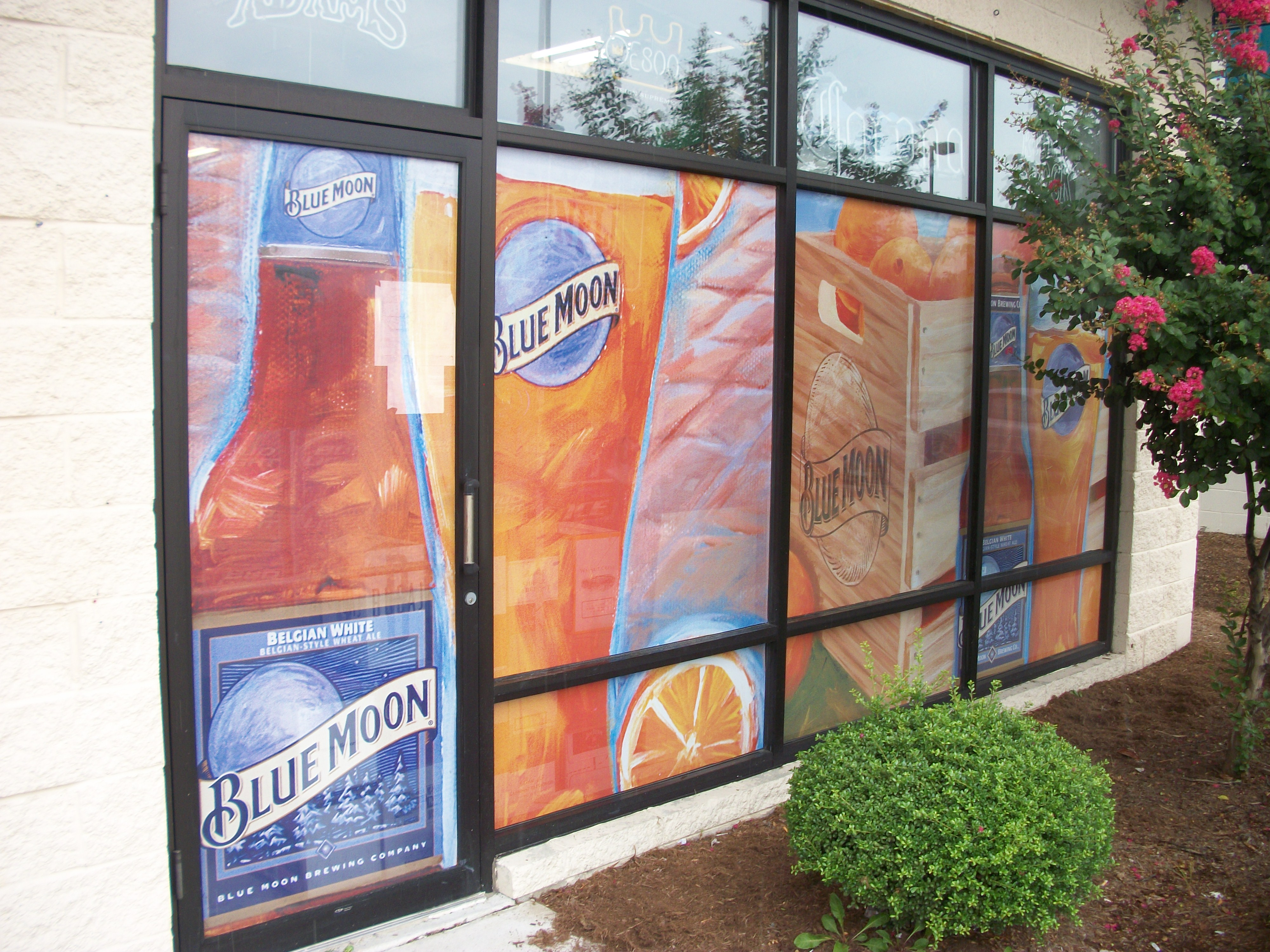 Window Graphics Shop In Dayton Centerville Prosign Solutions