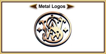 SignWire.com Metal Logos