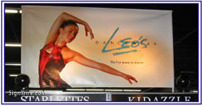 Leo's Dancewear Custom Banner