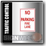 T & P Traffic Control Signs