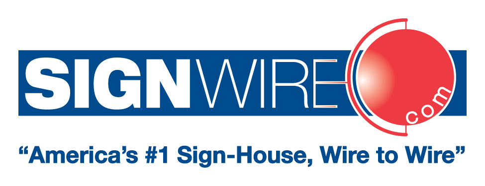 SignWire.com Logo Trademark and Key Slogan