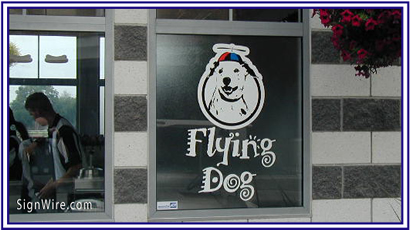 Flying Dog Vinyl Graphics