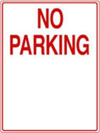 no park copy