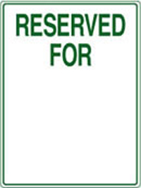 reserved copy