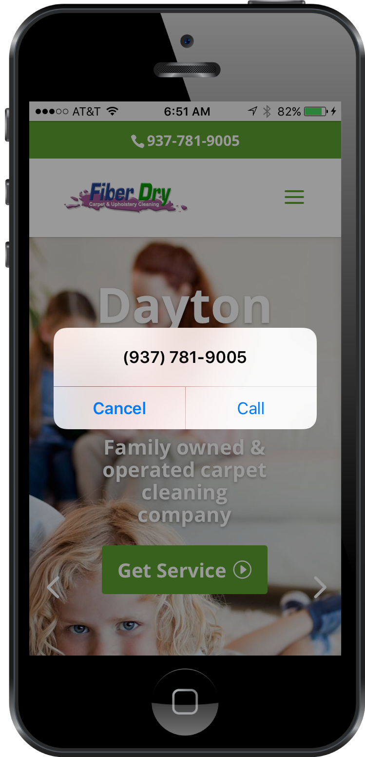 fiber-dry-click-to-call-on-iphone